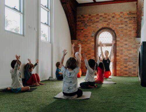 Improving children's coordination & proprioception skills