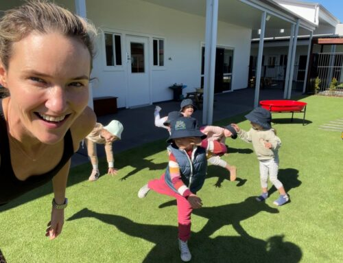 Q&A with Kids Heart Pilates