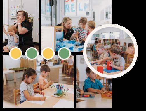 The Early Years Learning Framework (EYLF)